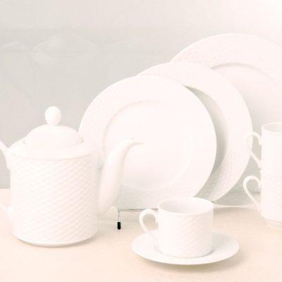 Сервиз за хранене polo white – 20 части