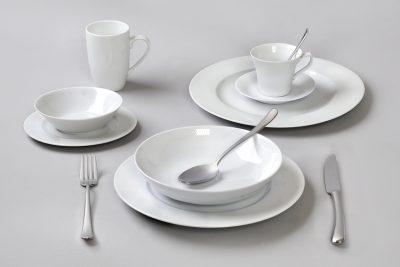 Сервиз за хранене bonito white – 20 части