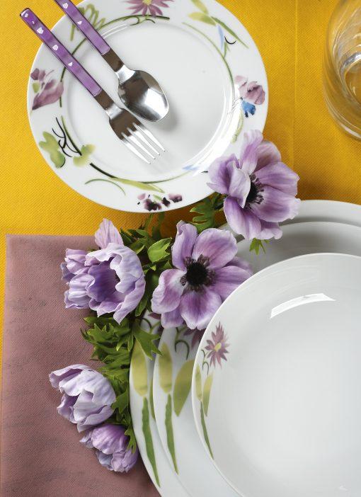 Сервиз за хранене floral – 20 части