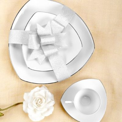 Сервиз за хранене tric white – 20 части