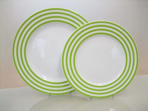 Сервиз за хранене viva green – 20 части