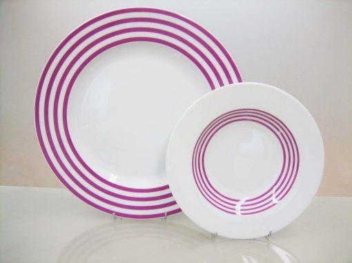 Сервиз за хранене viva purple – 20 части