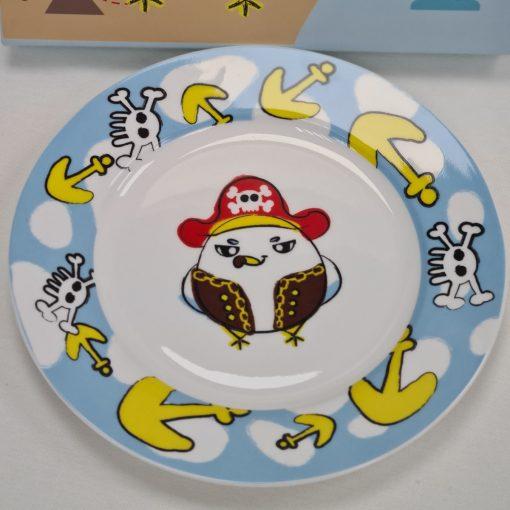 Детски сервиз за хранене 6 части Пирати