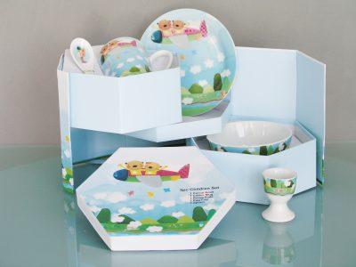 aeroplane special color box set 5pcs