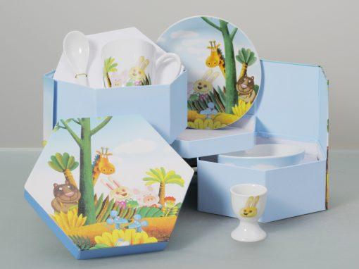 zoo special color box set 5pcs