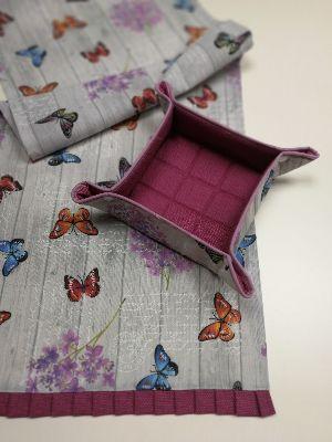 Тишлайфер за маса модел 4 - Пеперуди Vany Design