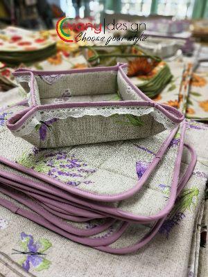 Покривка за маса - Лавандула Vany Design