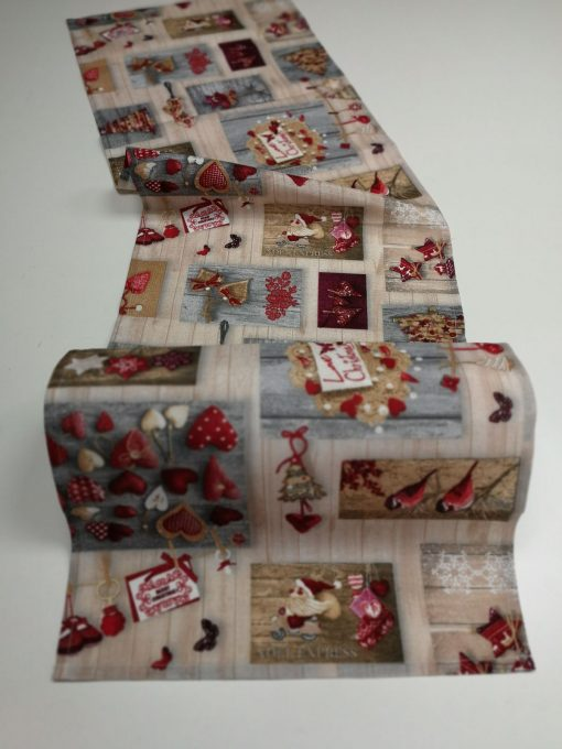 Покривка за маса – Коледна серия  love x-mas – vany design
