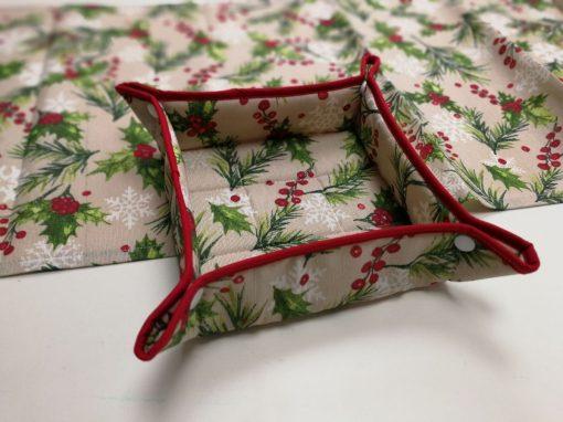 Покривка за маса – Коледна серия mistletoe – vany design