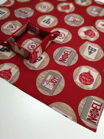 Покривка за маса – Коледна серия top noel – vany design