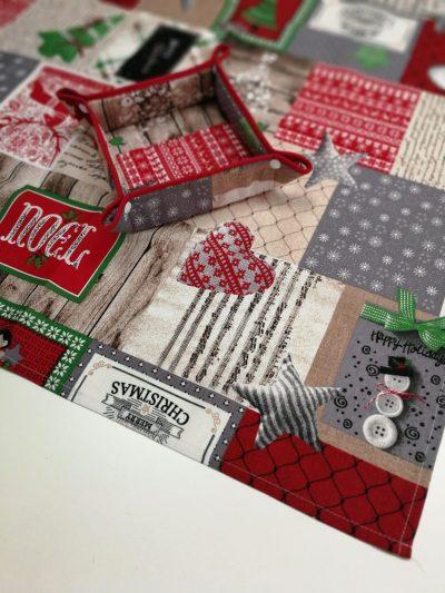 Покривка за маса – Коледна серия x-mas music – vany design
