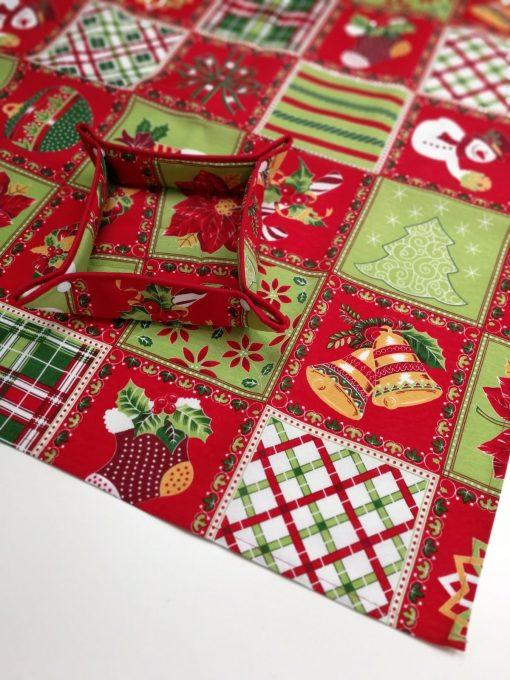 Покривка за маса – Коледна серия snowman – vany design