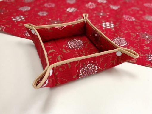 Панер за маса - Коледна серия Коледен Уют - Vany Design
