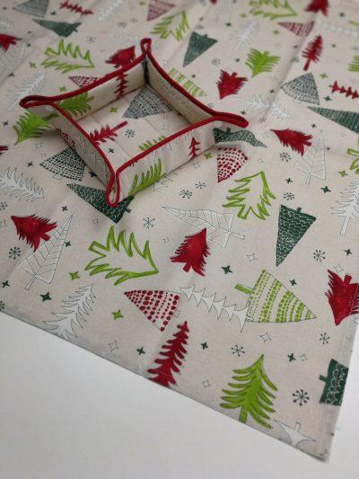 Покривка за маса – Коледна серия  christmas tree – vany design