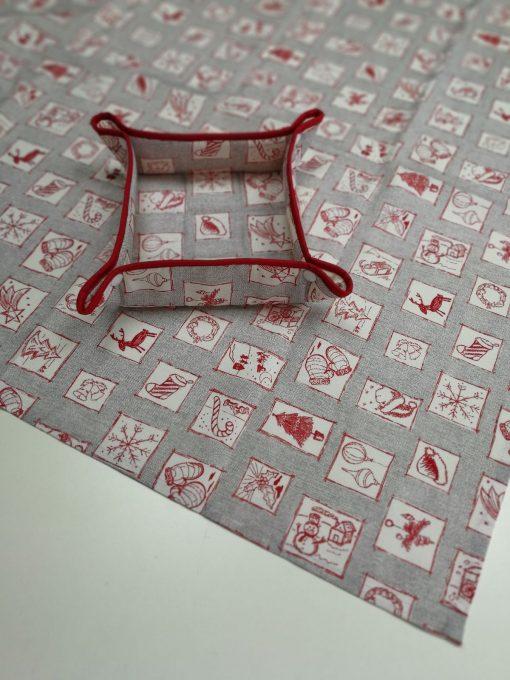 Покривка за маса – Коледна серия grey – vany design