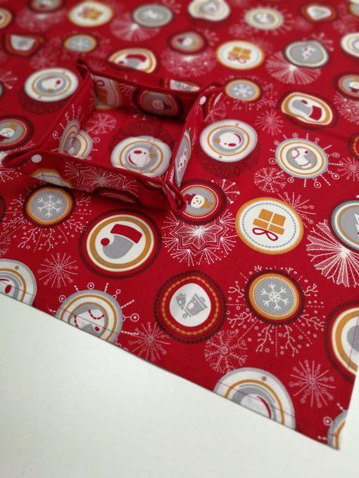 Каре за маса - Коледна серия Happy - Vany Design
