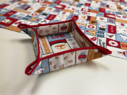 Панер за маса - Коледна серия Merry Christmas - Vany Design