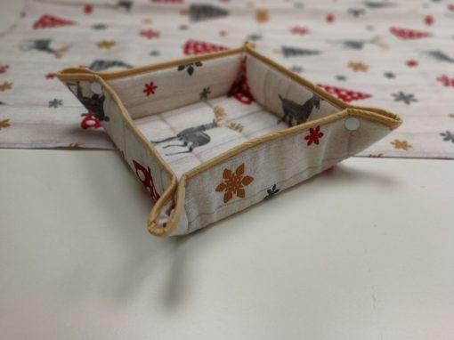 Панер за маса - Коледна серия Елени - Vany Design