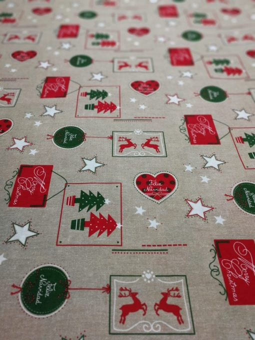 Каре за маса - Коледна серия Коледа - Vany Design