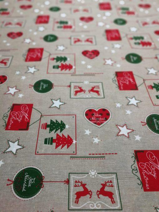 Покривка за маса - Коледно Коледа Vany Design