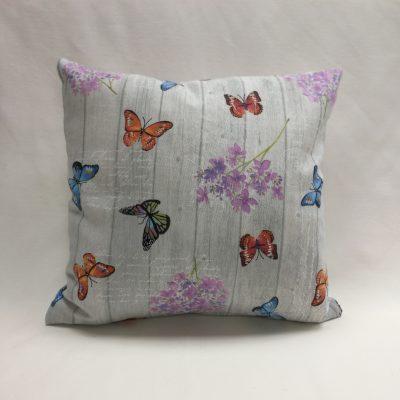 Калъфка за декоративна възглавница – Пеперуди vany design
