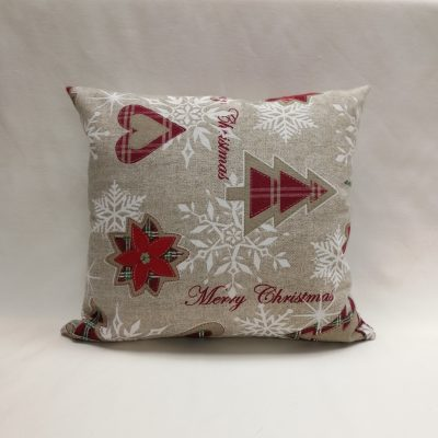 Кръгла покривка за маса – Коледно Дръвче vany design