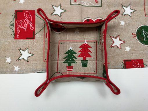 Панер за хляб - Коледа Vany Design