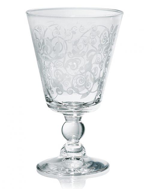 Чаша за вино със столче – 365 мл серия:  X - tream Red