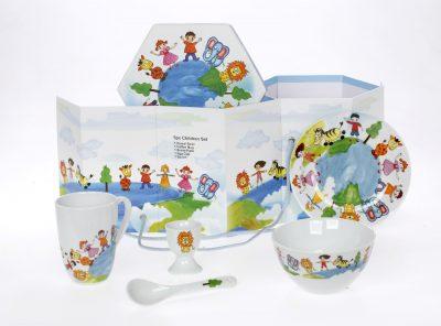 park special color box set 5pcs