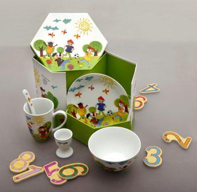Детски сервизи за хранене 5 части