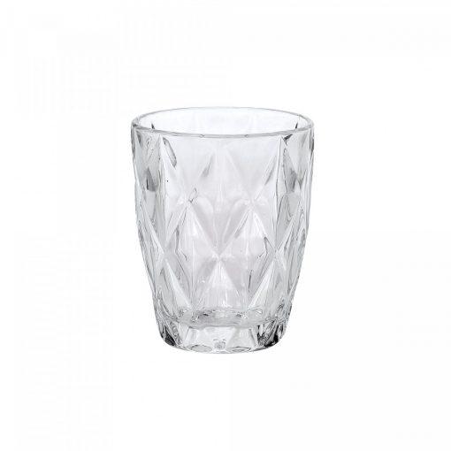 Комплект 6 чаши за уиски KARE Clear -  230 ml