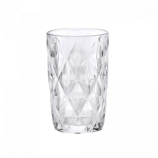 Комплект 6 чаши за вода KARE  Clear - 330 ml