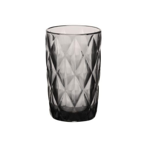 Комплект 6 чаши за вода KARE  Smoke - 330 ml