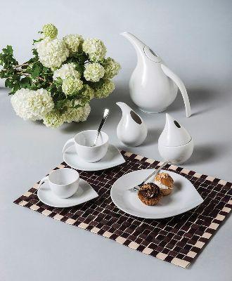 Аксесоари за сервиране на кафе § чай - 9 части