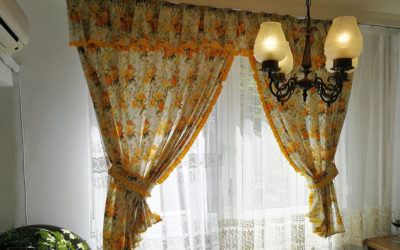 Основни видове завеси и пердета