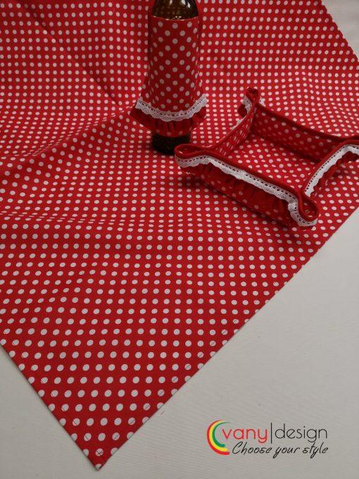 Правоъгълна покривка за маса с хидрофобирано покритие 120/170 Vany Design