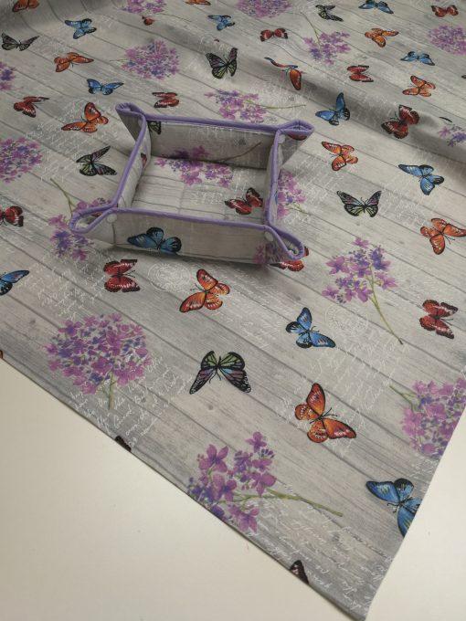 Покривка за маса Великден Модел 2 – Пеперудки vany design