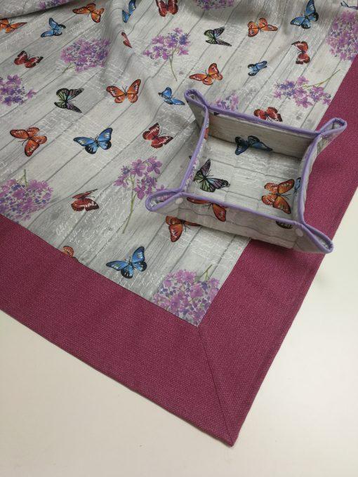 Покривка за маса Великден Модел 2 - Пеперудки Vany Design