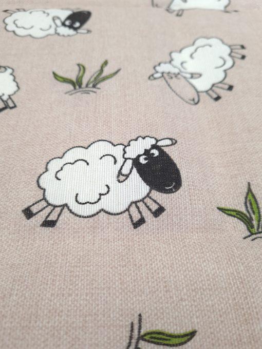 Кръгла покривка за маса Овчица Vany Design