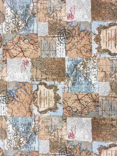 за маса географска карта рафсол