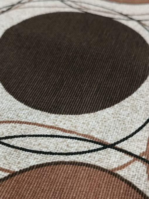 Покривка за маса Пролет Модел 1 - Капри Кафяв Vany Design