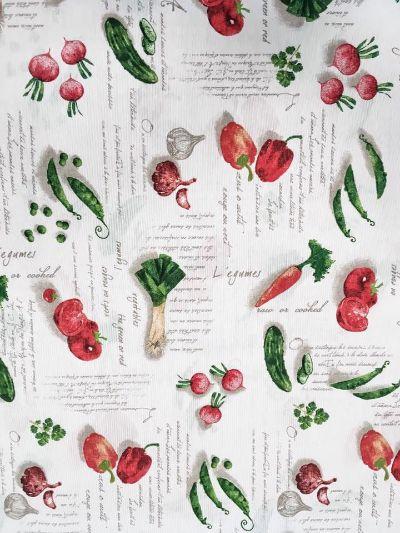 Покривка за маса Зеленчуци