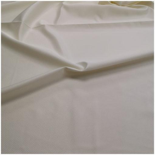 Правоъгълна покривка за маса 130/160 цвят Бяло 100% полиестер
