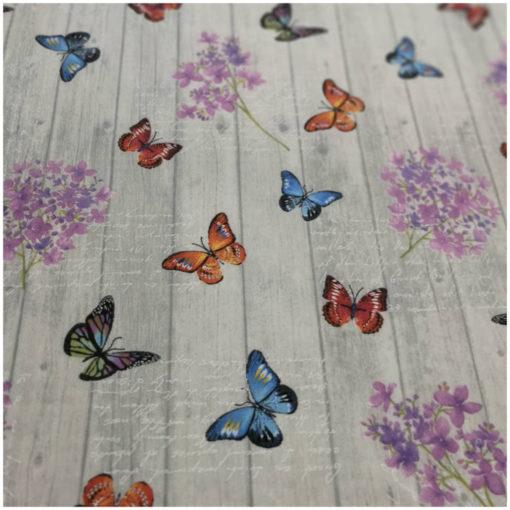 Каре за маса 85/85 Пеперуди