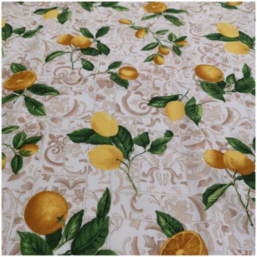 Плат лонета -  Лимони от Сицилия