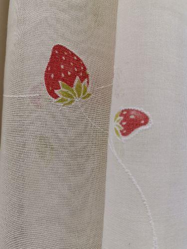 Кухненски пердета ягоди 0055