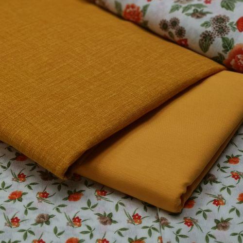 жълто багрена и щампа
