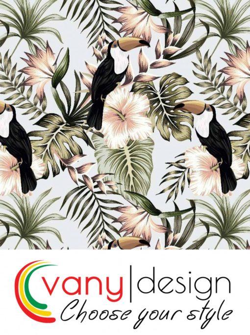 Кръгла покривка за маса Модел 1 -  Vany Design