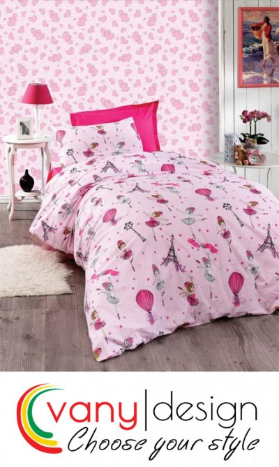 детски спален комплект момиче