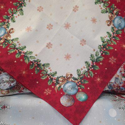 Коледно каре Коледна украса
